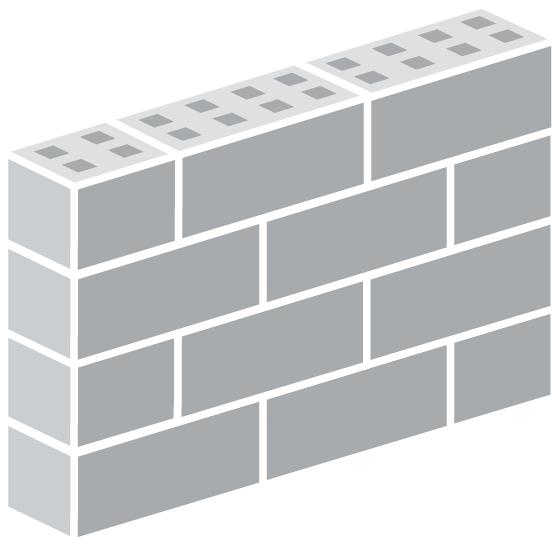 Murs de soutènement - Picto Top Bloc